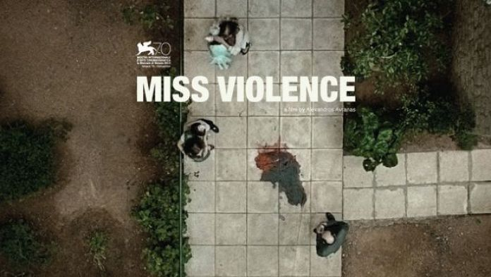 miss violence recensione poster
