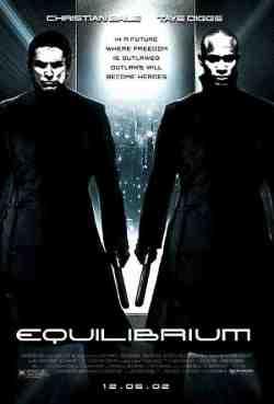 Equilibrium recensione poster