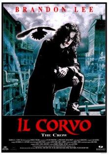 Il Corvo recensione poster