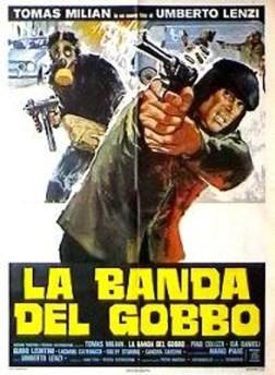 La banda del Gobbo recensione poster