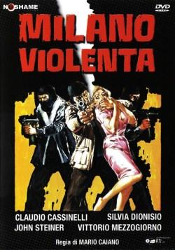 Milano Violenta recensione poster