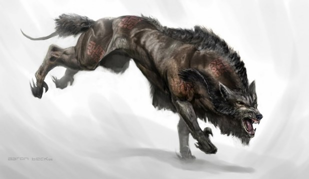 wolf The Hobbit