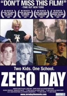 Zero Day recensione poster