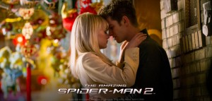 the amazing spider-man 2 peter e gwen