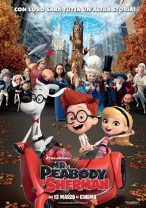 Mr Peabody e Sherman recensione  poster