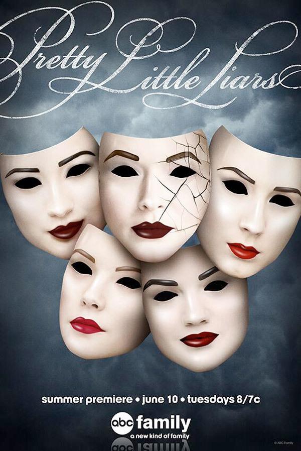 Pretty Little Liars 5 poster