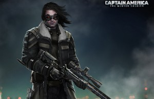Captain America 2 Alternative concept 1