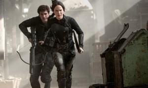 Hunger Games Il Canto della Rivolta parte 1