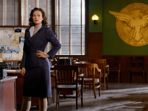 Hayley Atwell Agent Carter 1