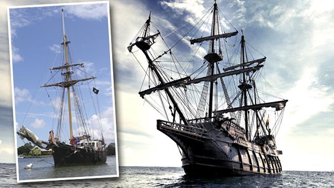 Pirati dei Caraibi 5 Perla Nera