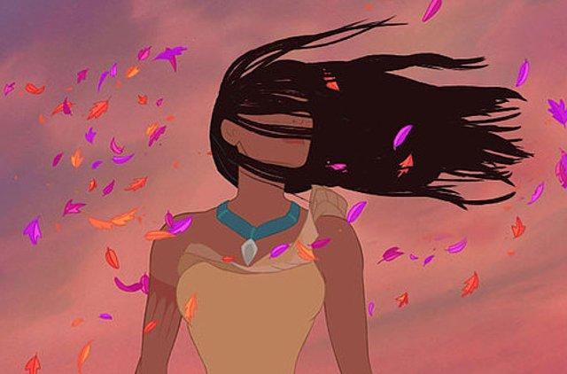 Se le principesse Disney avessero capelli realistici [foto ...