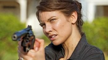 The Walking Dead 6 Maggie