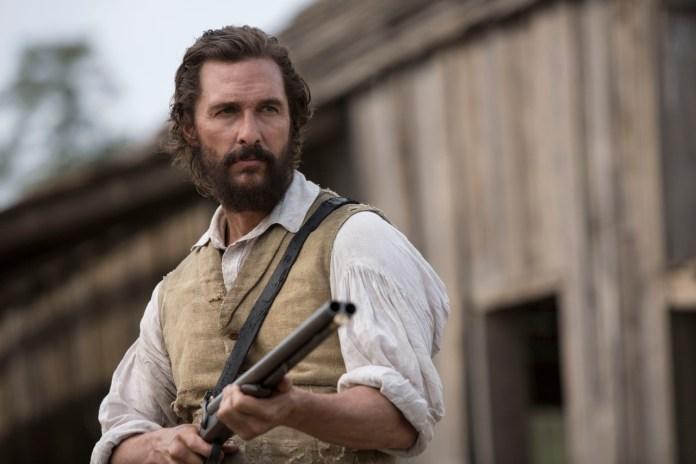 THE FREE STATE OF JONES Matthew McConaughey