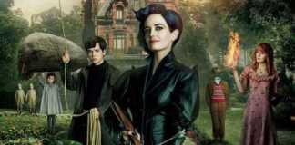 film al cinema Miss Peregrine tim burton