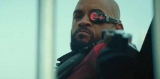 Deadshot will smith suicide squad