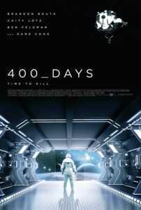 400 Days Matt Ostermann poster