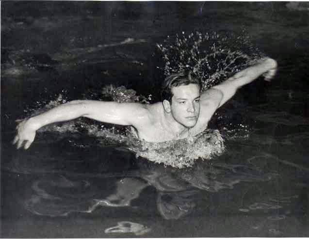 Bud Spencer nuoto