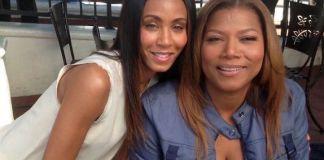 Queen Latifah, Jada Pinkett Smith per Girl Trip
