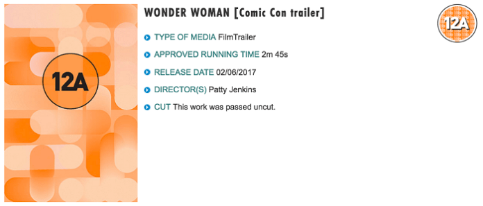 wonderwoman screenshot
