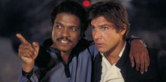 Star Wars Han Solo Lando Calrissian Star Wars: Gli Ultimi Jedi