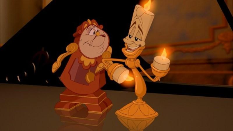 La Bella e la Bestia: ecco Gaston, Lumiere e Tockins