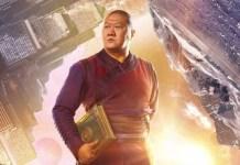 Wong Doctor Strange avengers: endgame