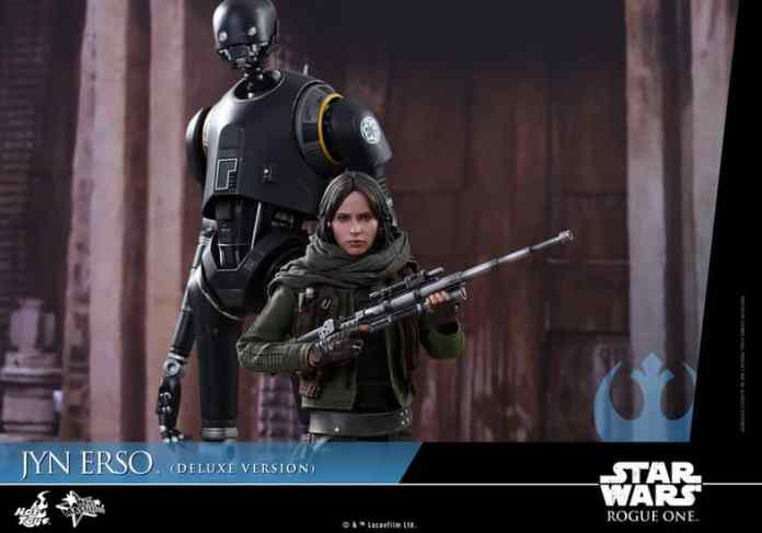 Rogue One-Hot Toys