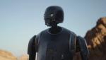 Han Solo Rogue One - K2SO Han Solo
