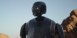 Han Solo Rogue One - K2SO Han Solo