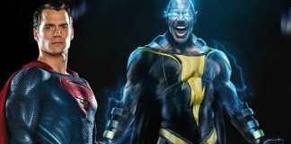 Superman e Black Adam