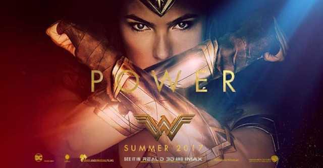 Wonder Woman fim