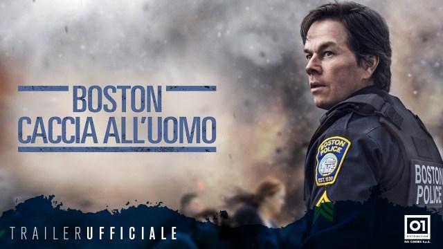 Boston - Caccia all'Uomo film al cinema