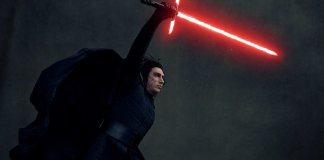 adam driver Star Wars: Gli Ultimi Jedi
