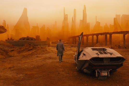 BLADE RUNNER 2049 film al cinema