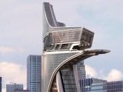 Marvel Avengers Tower