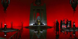 Leader Snoke Star Wars: Episodio IX