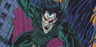 morbius spin off spider-man