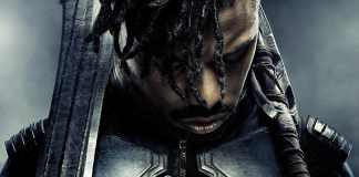 black panther michael b. jordan