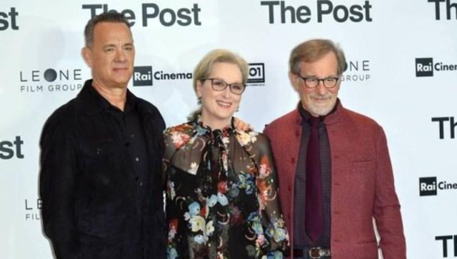 Steven Spielberg the post