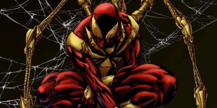 iron spider Spider-Man