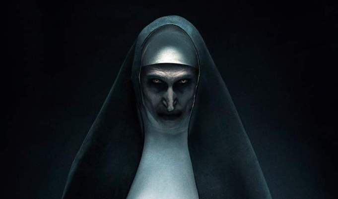 the nun Horror Night
