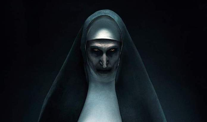 the nun Horror Night