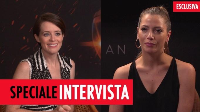 Claire foy intervista esclusiva alla protagonista di for Costo per aggiungere spazio sul garage
