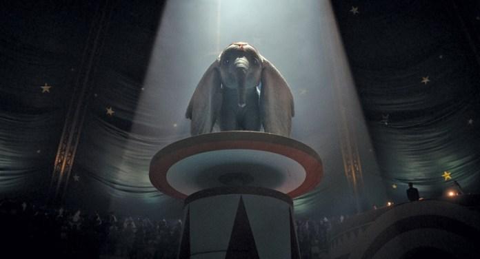 Dumbo, Tim Burton presenta il nuovo film