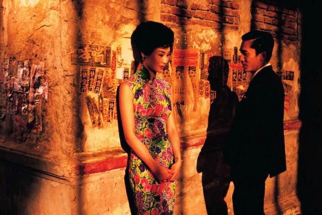 Wong Kar-Wai in the mood for love