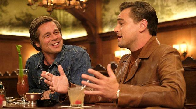 C'era una volta a... Hollywood Once Upon a Time in Hollywood