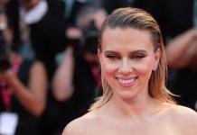Scarlett Johansson Venezia 76