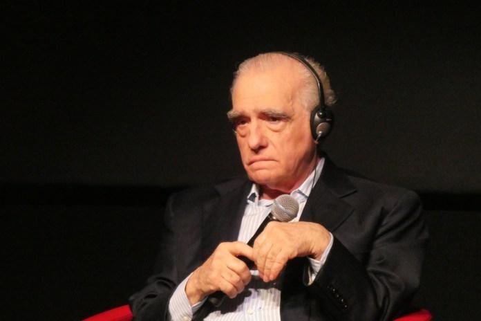 Martin Scorsese The Irishman