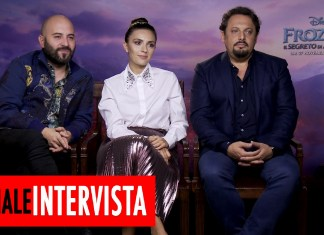 Frozen 2 intervista