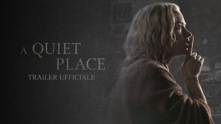 A Quiet Place – Un posto tranquillo – Film (2018)